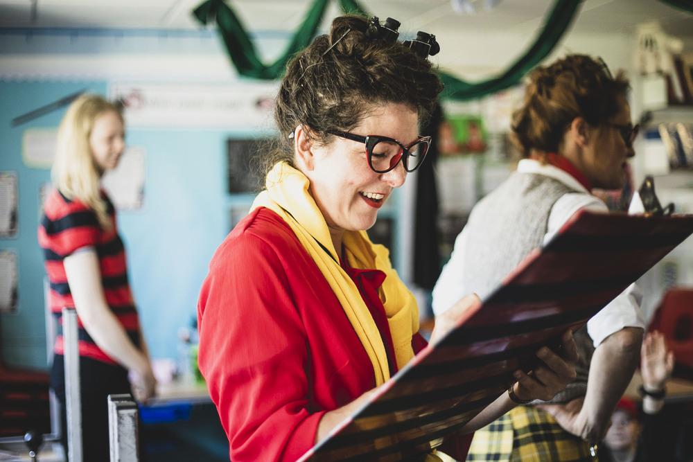 Professor Heidi Emmeussing