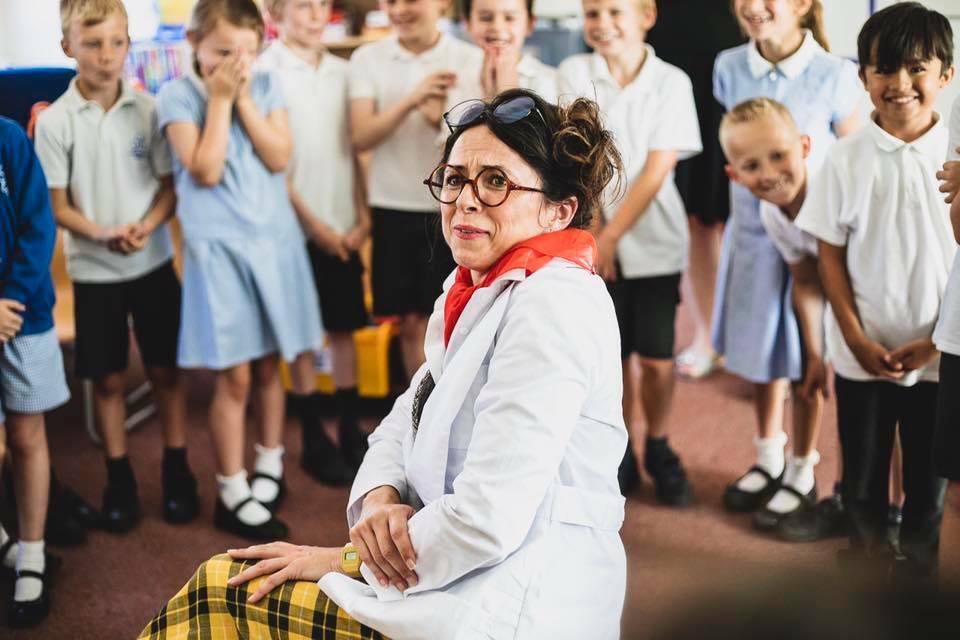 Professor Hilda Ha-Hart