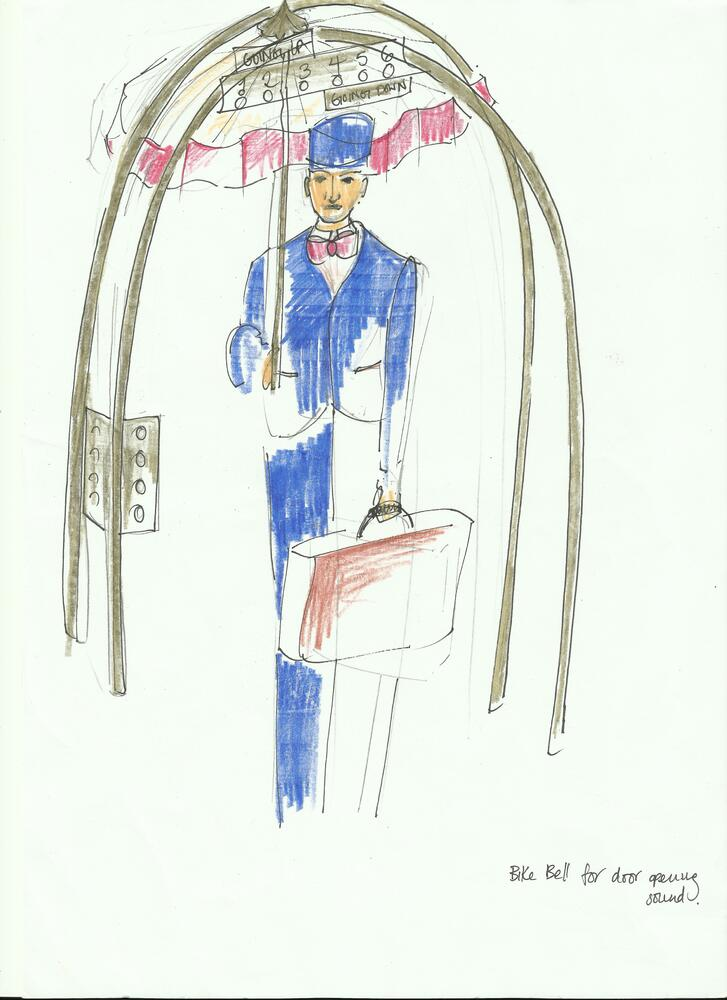 The Put up Job took place under umbrellas