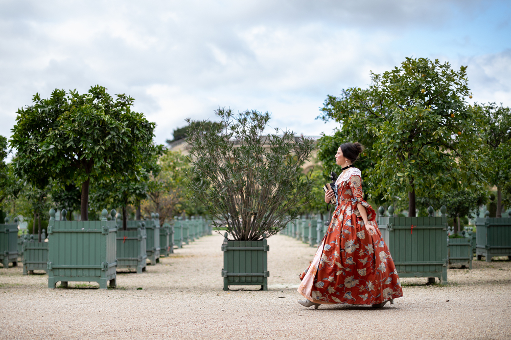 An immersive narrative to obtain Louis XV's Royal Accord for Remy Martin