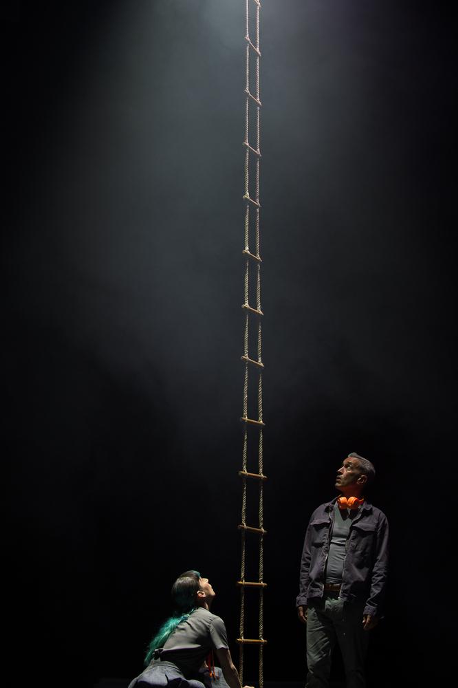The Ladder escape