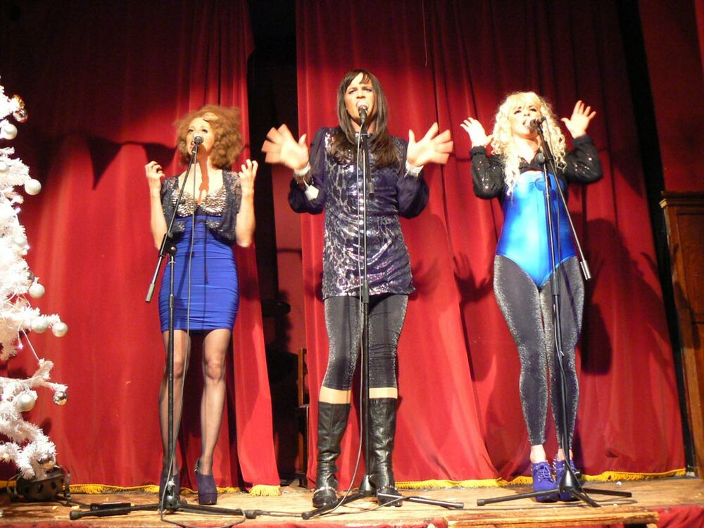 Heart and Soul the greatest Girlband- Blake, Ashcroft, McGarr