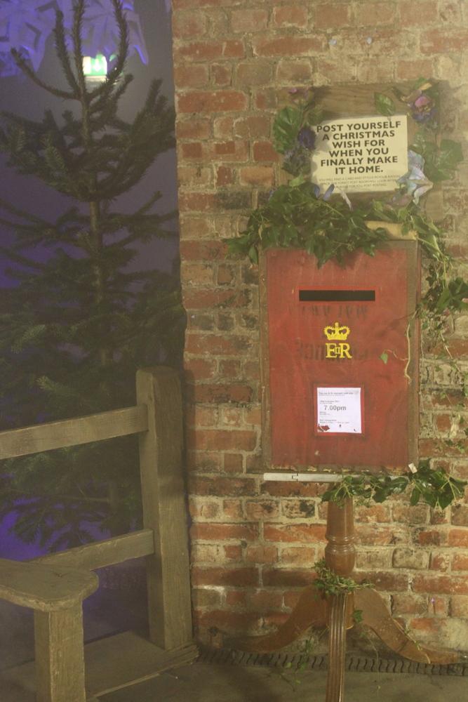 The Christmas Postbox